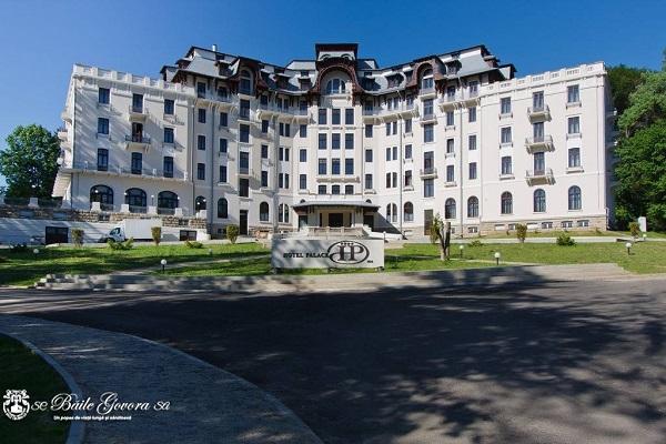BAILE GOVORA HOTEL PALACE 3 si 4 STELE