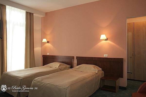 hotel belvedere govora