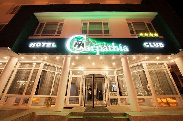Sinaia Hotel Carpathia