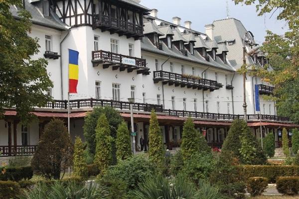 hotel central calimanesti caciulata