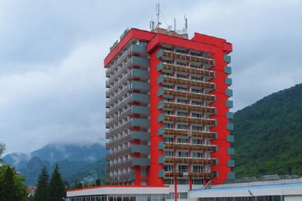Hotel Cozia Calimanesti