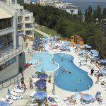 HOTEL PARK GOLDEN BEACH GOLDEN SANDS