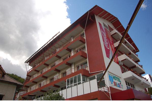 hotel select baile olanesti