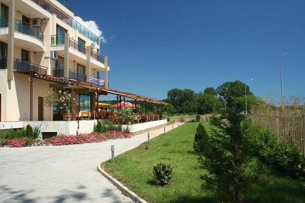 HOTEL APART PRESTIGE CITY II PRIMORSKO
