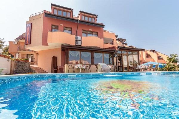 HOTEL APOLIS SOZOPOL