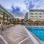 HOTEL APOLLO BEACH RHODOS GRECIA