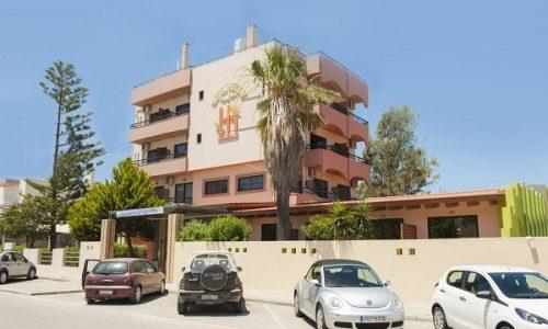 HOTEL ELENI BEACH RHODOS