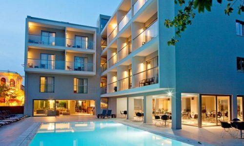 HOTEL OKTOBER RHODOS