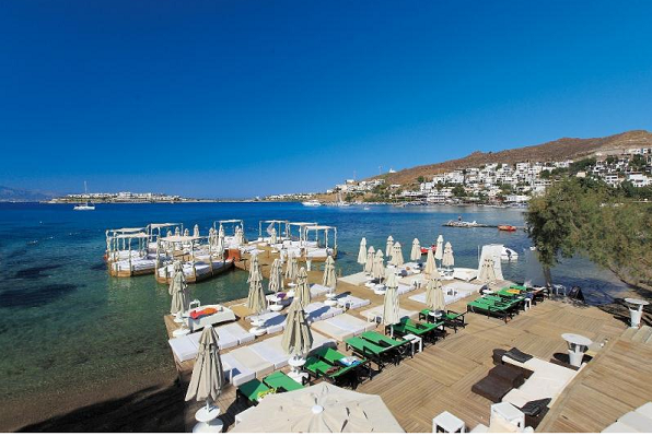 hotel camelot bodrum