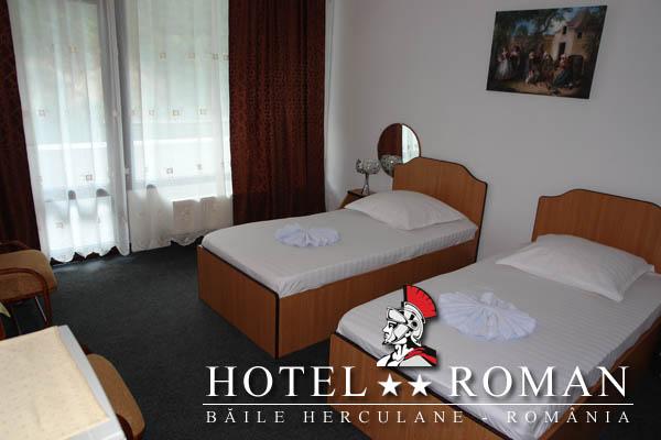 hotel roman baile herculane