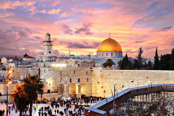 REVELION 2018 ISRAEL