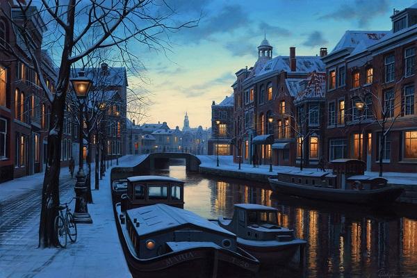 Revelion 2018 BRUGGE-AMSTERDAM
