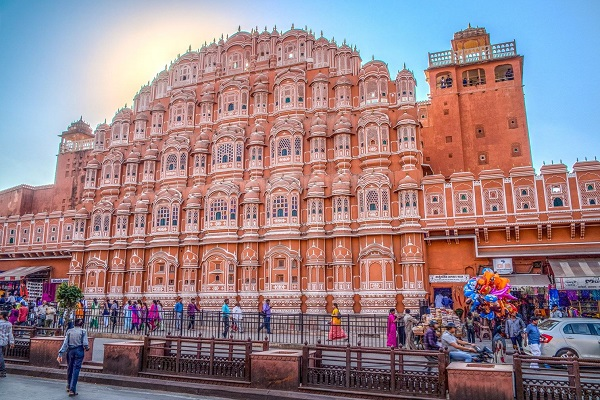Revelion 2018 India Nestematele Triunghiului de Aur