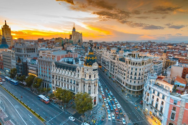 Revelion 2018 - Madrid