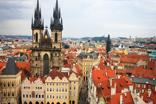 Revelion 2018 la Praga
