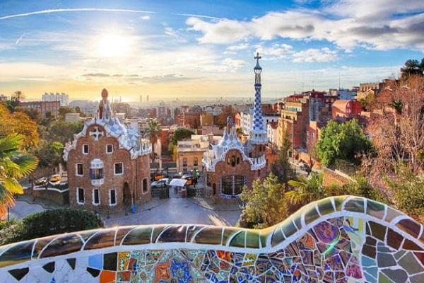 Revelion 2018 Barcelona