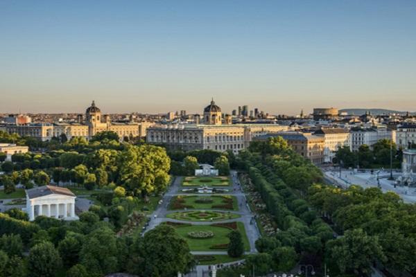 Revelion 2018 Viena