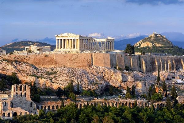 Seniori la bai termale-Kamena Vourla-Grecia
